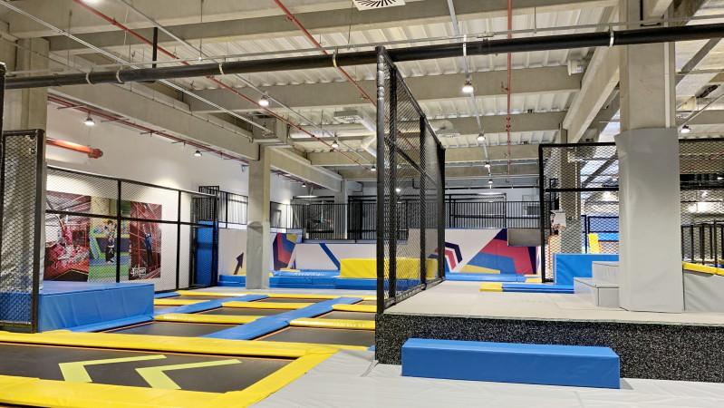 Free Jump Arena