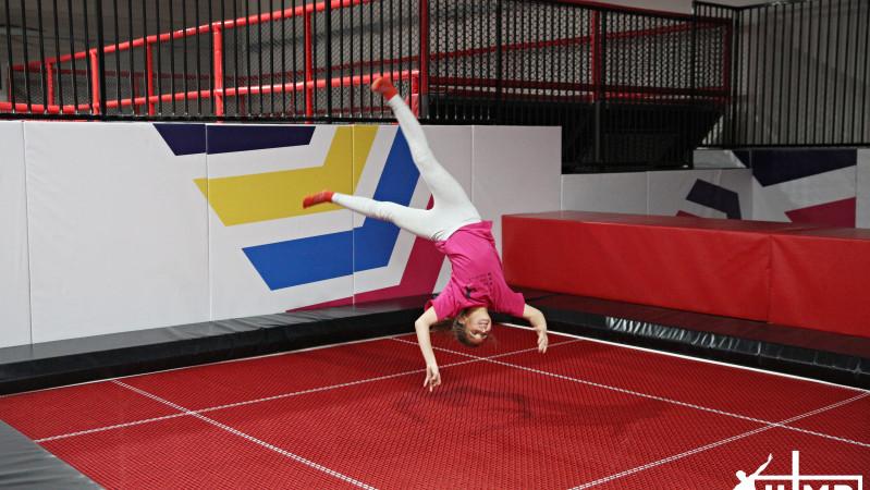 Olympijské trampolíny