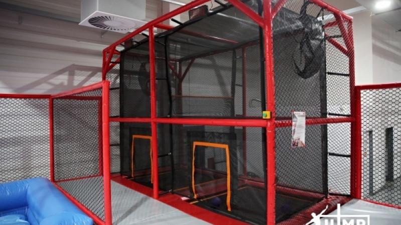 Cageball - klecová hra