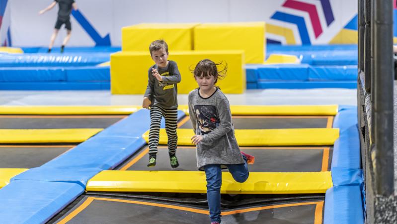 Nová Jump Family aréna už i v Olomouci!