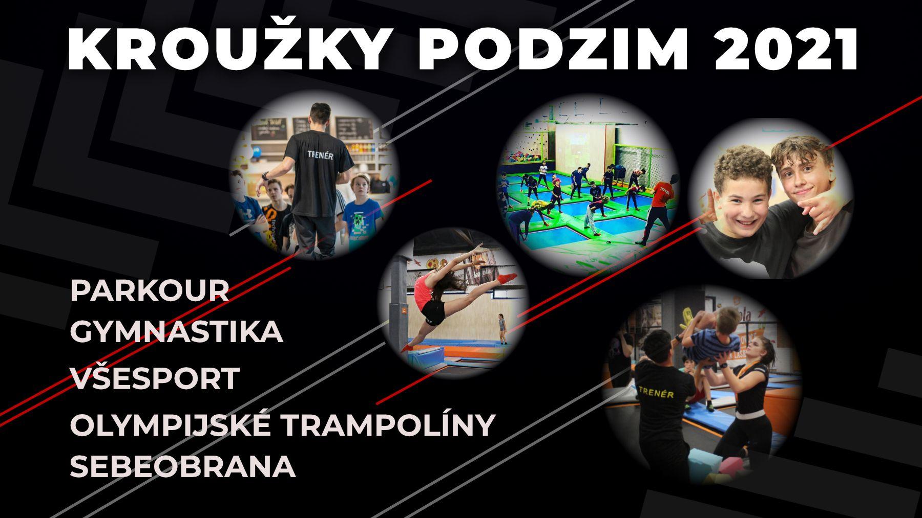 KROUŽKY - 2021/2022