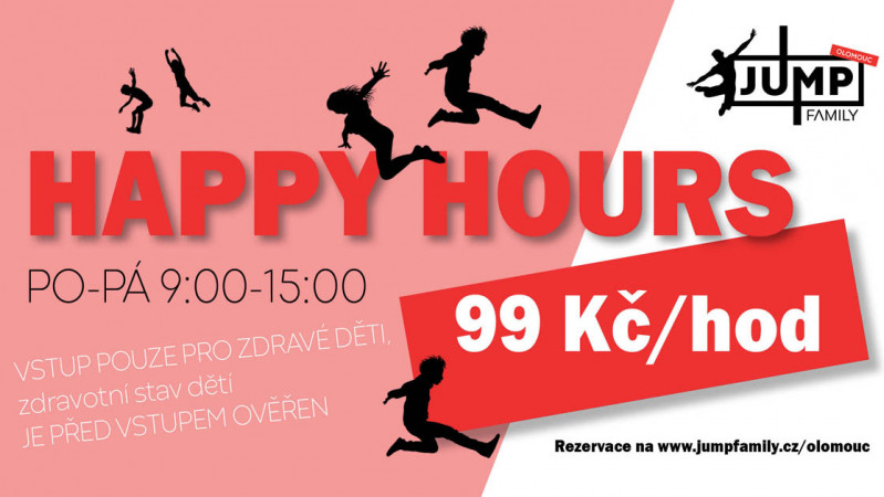 Happy hours za 99,-