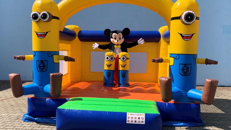 MIMOŇ - dětský skákací hrad