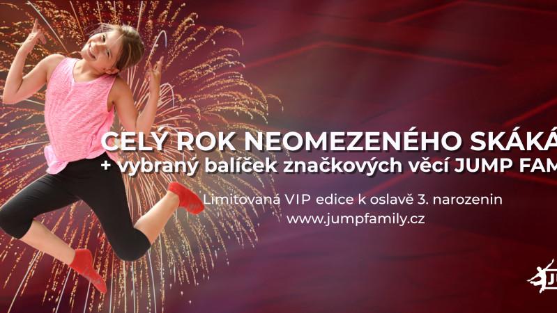 VIP neomezený vstup na rok